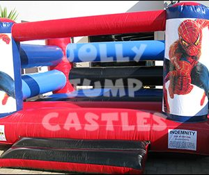 Spiderman Castles
