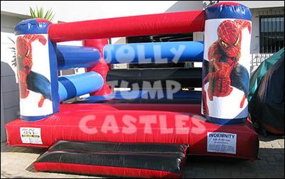 Spiderman Castles
